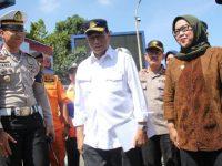 Dampingi Menhub RI Inspeksi Jalur Puncak, Ade Yasin Sodorkan Kajian Puncak 2