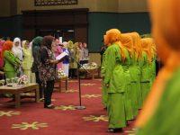 Bupati Bogor Melantik Pengurus GOW Periode 2019-2024
