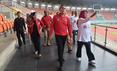 PSSI Tinjau Kesiapan Kabupaten Bogor Calon Tuan Rumah Piala Dunia U-2021