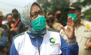 Ade Yasin Urutan ke 6 dari 10 Perempuan Terpegah dan Tervokal di Tengah Pandemi Covid-19