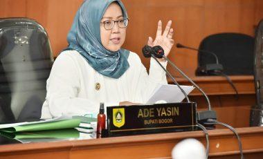 Pemkab Bogor Dorong Jalan Bomang Jadi Jalan Nasional