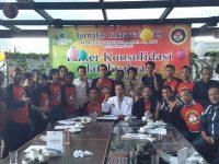 Jurnalis Cakrawala (JC) Gelar Raker di Bogor Valley Hotel