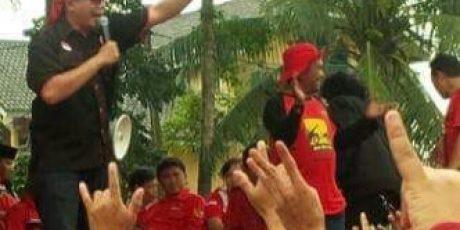 Teddy Risandi Galang Kekuatan Masyarakat Kota Bogor Untuk Menangkan Paslon Walkot Bogor dan Paslon Gubernur Jabar di Pilkada Serentak Tahun 2018