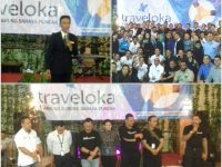 Gathering Traveloka Dengan Komunitas Baraya Puncak di Hotel Grand USSU