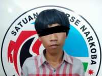Sat Res Narkoba Polresta Bogor Kota Tangkap Pelaku Pengedar Narkotika Jenis Ganja