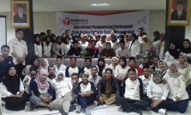 Panwaslu Kabupaten Bogor Gandeng IPSM Kabupaten Bogor Lakukan Pengawasan Pilkada 2018