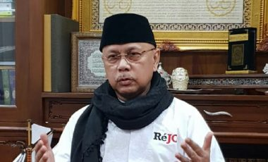 ReJO: Keputusan TGB Dukung Jokowi Bukan Main-main