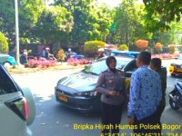 Penertiban Susulan Terhadap Warung Penjual Miras di Wilayah Hukum Polsek Bogor Barat