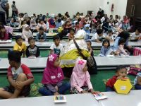 Ratusan Anak Se-Bogor Antusias Ikut Festival Ice Cream Ala Padjajaran Suites Hotel
