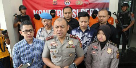 Polres Bogor Ungkap Kasus Tindak Pidana Pembunuhan Berencana