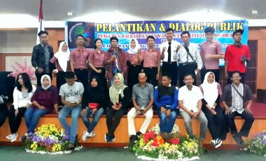 Jelang Pelantikan IWO Bogor Raya, Panitia Gelar Geladi Resik di Gedung Serbaguna I Pemkab Bogor