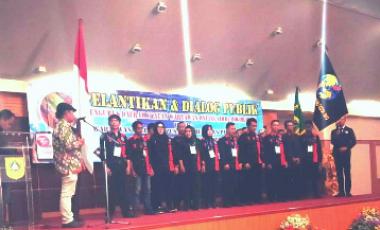 Bupati dan Walikota Bogor Buka Acara Pelantikan Pengurus IWO Bogor Raya dan Diskusi Publik