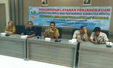 Evaluasi Pendampingan Sosial Operasional Paket Bantuan Terhadap 50 PDM Kabupaten Bogor