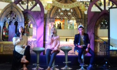 Cibinong City Mall Kembali Hadirkan Wahana Berseluncur Es Dengan Nuansa Penuh Sihir
