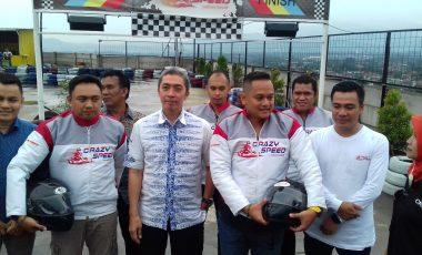 Soft Opening Crazy Speed Karting Cafe & Lounge Bogor, Fasilitas Bagi Pembalap Muda dan Berbakat
