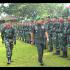 Korem 061/Sk Gelar Upacara Peringatan Hari Juang Kartika 2018, Terpusat di Mako Yonif 315/Garuda