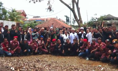 Ully Sigar: Prihatin dan Wajib Menyelamatkan Kelestarian Situs di Bogor