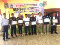 IPMA Gandeng IWO Sumenep Gelar Seminar Nasional Bertajuk Indonesia Kuat Tanpa Hoax
