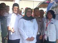 Ketua DPC PWRI dan Caleg DPR RI Apresiasi Kegiatan Boling Bupati Bogor