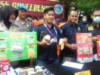 16 Kasus Peredaran Gelap Narkotika dan 17 Pelaku Berhasil di Ungkap Sat Res Narkoba Polres Bogor