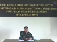 Tutup Kegiatan Latihan Posko 1, Ini Pesan dan Amanat Danrem 061 Suryakancana Bogor