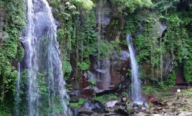 Curug Putri Pelangi Kawasan Wisata Sejuta Pesona di Kaki Gunung Salak