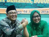 Pasangan Ade Yasin dan Iwan Setiawan Yakin Menang di Pilbup 2018, Kabupaten Bogor