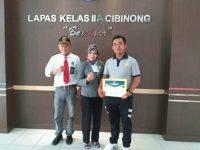BAI DPC Kab. Bogor Beri Kalapas II A Cibinong Penghargaan Atas Kinerja dan Dedikasinya