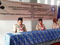 Kwaran Cibinong Buka KO dan KMD Untuk Pembina Pramuka