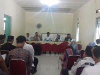 Rapat Minggon Keliling Camat Tajurhalang Bahas Lokasi Mesjid Raya dan MTQ