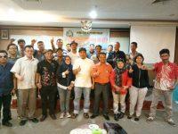 Ahmad Taher Resmi Jadi Ketua IWO Batam