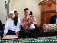 Kapolsek Dramaga Hadiri Pengajian Bulanan MUI Tingkat Kecamatan