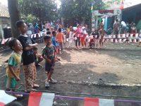 Lomba Sambut HUT RI Ke-72 di Kampung Duren Ciomas