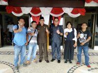 Ardiansyah Resmi Jabat Ketua IWO Kotabaru