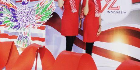 Photo Booth Contest Meriahkan HUT RI Ke-72 di Cibinong City Mall