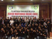 IWO Provinsi Sumsel Dilantik Resmi di Gedung DPRD