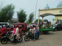 Pawai Kendaraan dan Pawai Obor Keliling Meriahkan Peringatan Tahun Baru Islam 1439 H