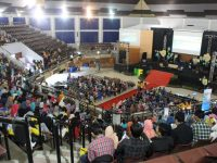 Ayok Ikuti Seminar Gizi Nasional Nutrition Fair 2017 di IPB Bogor
