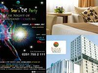 """Menyambut Pergantian Tahun Bogor Valley Hotel Selenggarakan """"The Night of Thousand Colors"""""""