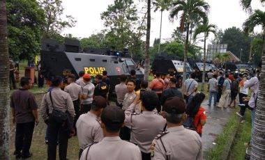 Pasca Bentrok di Billabong, Polisi Amankan 46 Terduga Perusakan