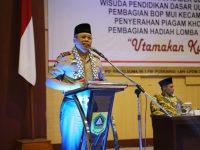 Kapolres Bogor Hadiri Acara Pengumuman Pemenang Lomba Dakwah Dai Kamtibmas Tingkat Kabupaten Bogor Tahun 2017