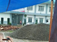 Pembangunan Sarpras Gedung Lapas Klas II B Gunungsitoli Terindikasi KKN