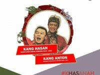 Antar TB. Hasanuddin dan Anton Charliyan ke KPU Jabar, Panglima Laskar Khasanah Siap Turunkan Relawan Jabar
