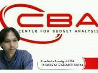 CBA: Sandal Jepit Kaos Oblong Jokowi, Serta mega proyek Rp 3,2 T GBK