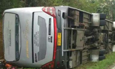 Tragedi Tanjakan Emen Diduga Kelalaian Manajemen Bus