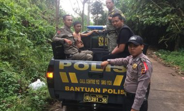 Upaya Cegah Tindakan Penyimpangan, Polres Bogor Amankan 16 Orang ODGJ