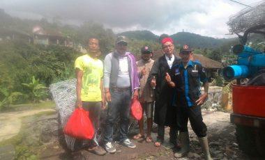 LSM IKKPAS Peduli Korban Tanah Longsor di Kawasan Puncak dan Sekitarnya
