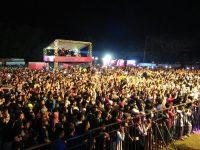 Konser Musik Panggung Hiburan Rakyat di Jasinga Berlangsung Aman