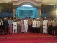 Sholat Subuh Berjamaah Program Cinta Masjid Polresta Depok