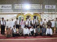 Sholat Subuh Bersama Polisi Jajaran Polresta Bogor Kota di Masjid Agung Empang